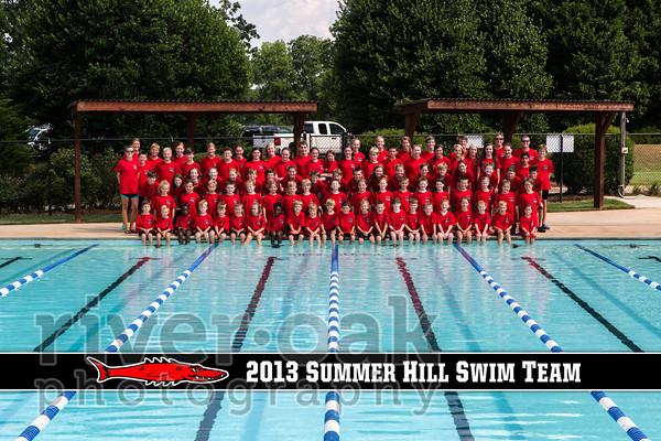 2013 Summer Hill