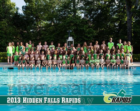 2013 Hidden Falls